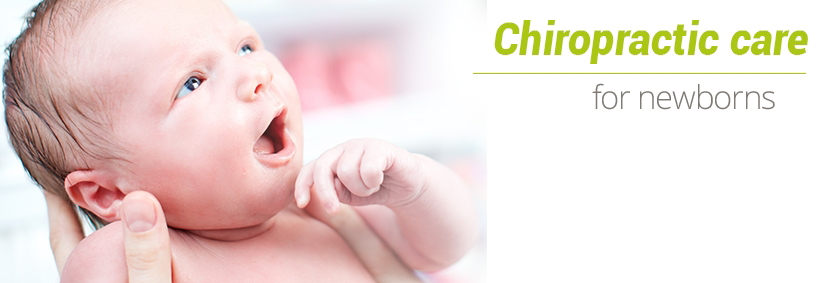 Chiropractic care for newborns