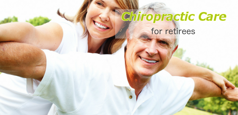 Chiropractic for Retirees